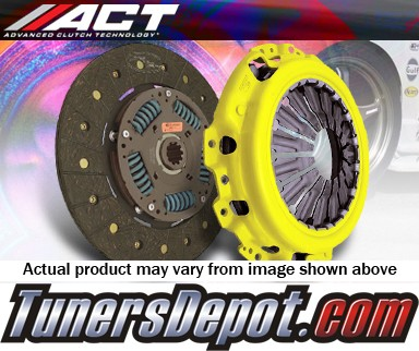 ACT® Rigid Unsprung 6 Puck Disc - 03-08 Nissan 350z 3.5L V6