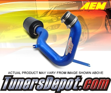 AEM® Cold Air  Intake System (Blue) - 00-05 Mitsubishi Eclipse RS, GS 2.4L 4cyl.