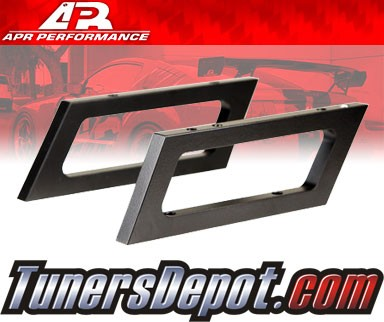 APR® Adjustable Spoiler Accessory - GTC-200 2.5&quto; Riser (Universal)