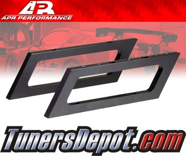 APR® Adjustable Spoiler Accessory - GTC-200 2.5&quto; Riser for S2000/Miata/Celica/RSX/RX-8