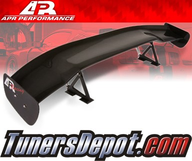 APR® Adjustable Spoiler Wing (CARBON) - GTC-200 (Universal)