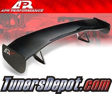 APR® Adjustable Spoiler Wing (CARBON) - GTC-300 (67&quto;) - 00-05 Toyota Celica