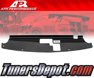 APR Carbon Fiber Radiator Cooling Plate - 03-09 Nissan 350z