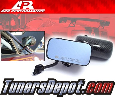 APR® Formula GT3 Carbon Fiber Side View Mirrors - Universal