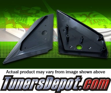 Aftermarket Side View Mirrors Base Plates- 05-10 Scion Tc (Mirrors not included)