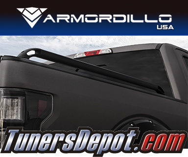 Armordillo USA® AR LOCKER STYLE Bed Rails (Matte Black) - 07-13 Chevy Silverado Long Bed