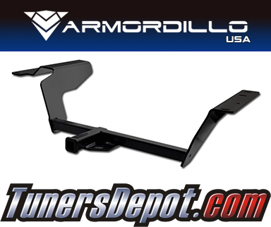 Armordillo USA® CLASS 1 Trailer Hitch with 1.25&quto; Receiver (Black) - 07-09 Pontiac G5