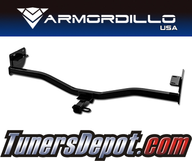 Armordillo USA® CLASS 1 Trailer Hitch with 1.25&quto; Receiver (Black) - 10-13 Kia Soul