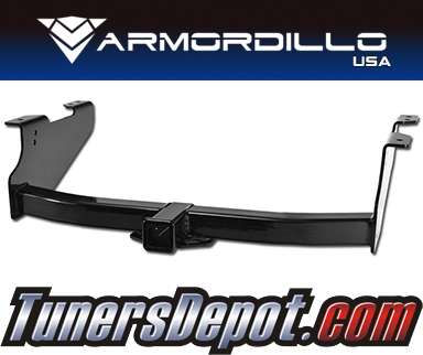 Armordillo USA® CLASS 3 Trailer Hitch with 2&quto; Receiver (Black) - 03-17 Dodge Ram Pickup 2500/3500