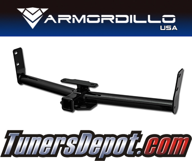 Armordillo USA® CLASS 3 Trailer Hitch with 2&quto; Receiver (Black) - 05-16 Chevy Equinox