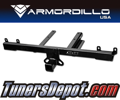 Armordillo USA® CLASS 3 Trailer Hitch with 2&quto; Receiver (Black) - 06-11 Mercedes ML50