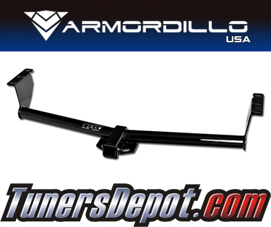 Armordillo USA® CLASS 3 Trailer Hitch with 2&quto; Receiver (Black) - 07-09 Hyundai Entourage