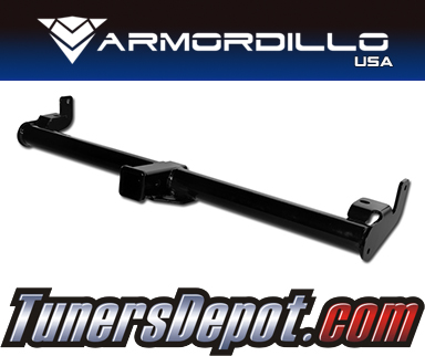 Armordillo USA® CLASS 3 Trailer Hitch with 2&quto; Receiver (Black) - 97-06 Jeep Wrangler