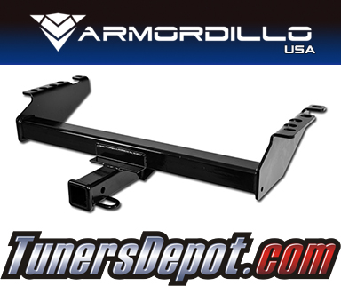 Armordillo USA® CLASS 4 Trailer Hitch with 2&quto; Receiver (Black) - 89 Ford Bronco