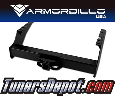Armordillo USA® CLASS 5 Trailer Hitch with 2&quto; Receiver (Matte Black) - 08-16 Ford F-450