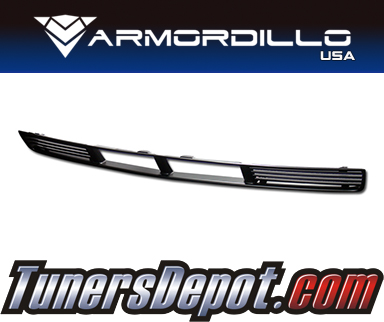 Armordillo USA® Lower Bumper GT Style Grill (Matte Black) - 05-09 Ford Mustang Base Model