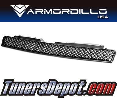Armordillo USA® Mesh Style Grill (Gloss Black) - 14-16 Chevy SS