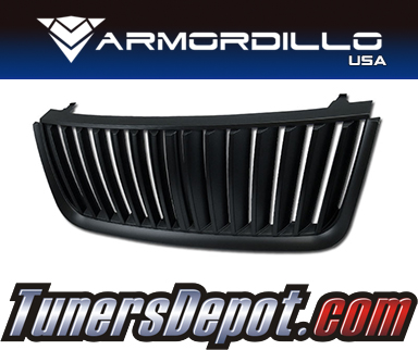 Armordillo USA® Vertical Style Grill (Matte Black) - 03-06 Ford Expedition
