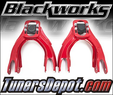 Blackworks Camber Kit Front A Arms (Pair) - 92-95 Honda Civic