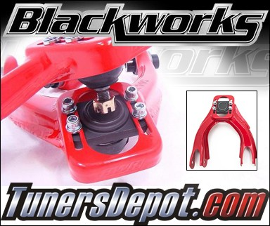 Blackworks Camber Kit Front A Arms (Pair) - 94-01 Acura Integra