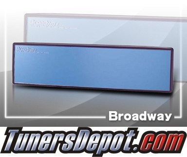 Broadway® &quto;Blue Series&quto; Universal Rear View Mirror (Convex) - 300mm
