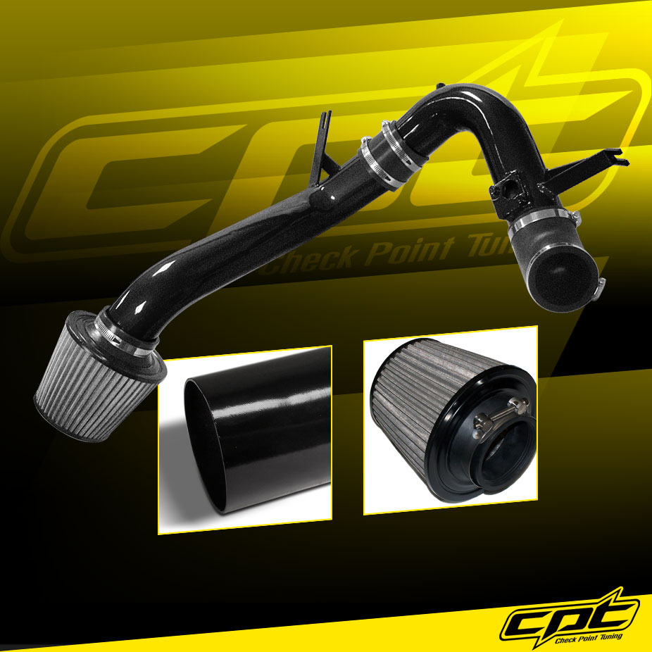 2012 Acura TSX CPT Cold Air Intake System Black 2.4L 4cyl