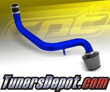 CPT® Cold Air Intake System (Blue) - 94-01 Acura Integra Non-Vtec 1.8L 4cyl