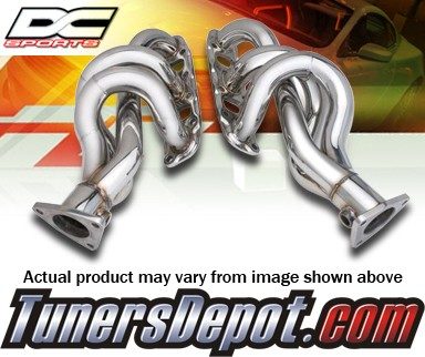DC Sports® Stainless Steel Header - 03-06 Nissan 350Z