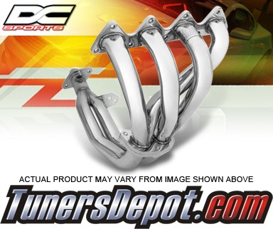 DC Sports®s® 4-2-1 (2 pc) Ceramic Coated Header - 92-95 Honda Civic DX/ LX/ EX/ Si SOHC