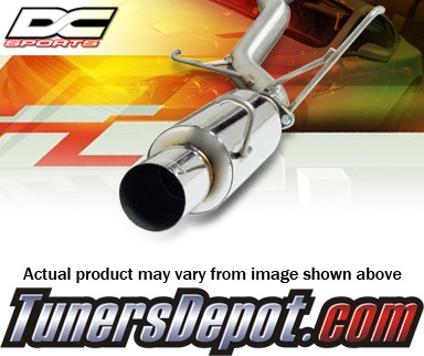 DC Sports®s® Stainless Steel Axle-Back Exhaust System - 05-05 Scion tC