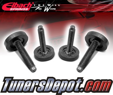 Eibach® Pro-Kit Lowering Hardware - 05-12 Chevy Corvette C6
