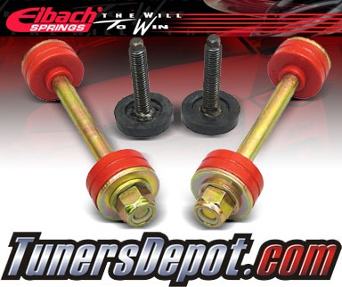 Eibach® Pro-Kit Lowering Hardware - 97-04 Chevy Corvette C5 Z51