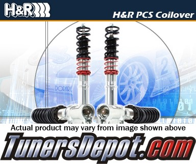 H&R® PCS Coilovers - 85-92 VW Volkswagen Golf II 8V