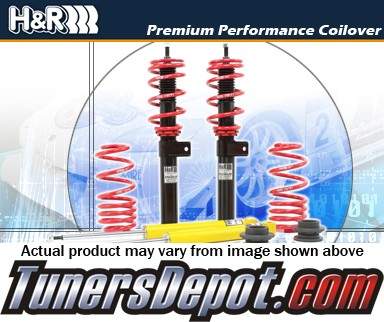 H&R® Premium Performance Coilovers - 07-13 Audi A3 Quattro Typ 8P, AWD, 6 cyl