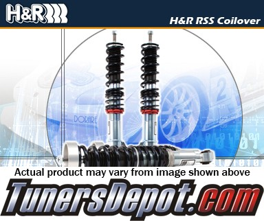H&R® RSS Coilovers - 00-05 Porsche 911 Turbo