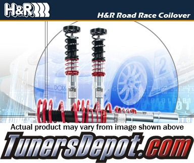 H&R® Road Race Coilovers - 92-95 Honda Civic 2/4 door