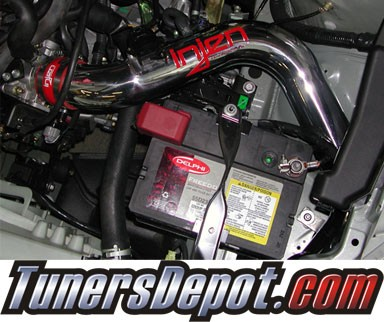 Injen® Cold Air Intake (Polish) - 02-04 Toyota Matrix XR 1.8L 4cyl
