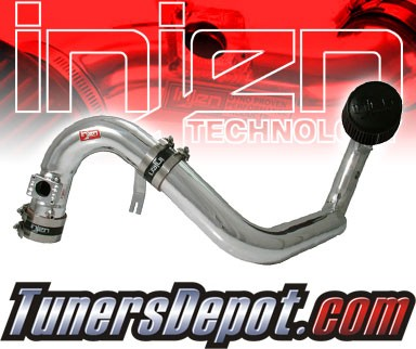 Injen® Cold Air Intake (Polish) - 04-06 Mitsubishi Lancer Ralliart 2.4L 4cyl (AT)
