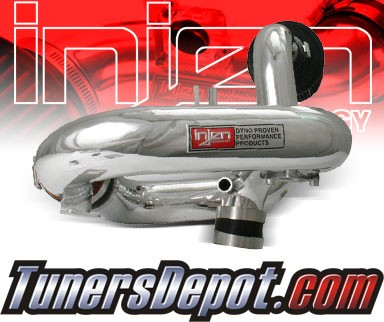 Injen® Cold Air Intake (Polish) - 04-06 Scion xA 1.5L 4cyl