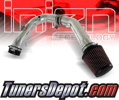 Injen® Cold Air Intake (Polish) - 04-06 Toyota Matrix XRS 1.8L 4cyl