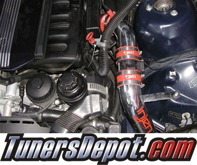 Injen® Cold Air Intake (Polish) - 2001 BMW 325i 4dr 2.5L L6 E46
