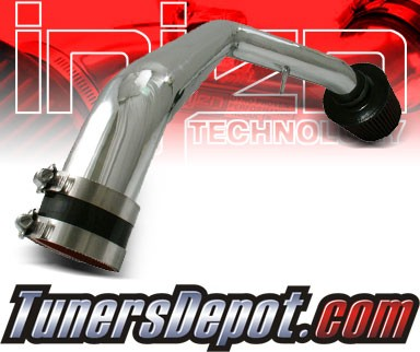 Injen® Cold Air Intake (Polish) - 96-98 Honda Civic EX/HX/EL 1.6L 4cyl