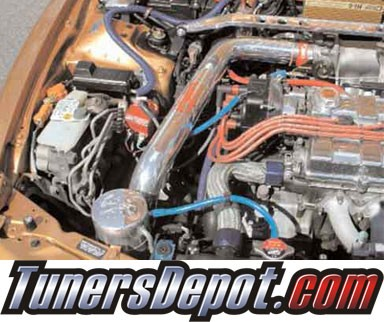 Injen® Cold Air Intake (Polish) - 97-01 Acura Integra Type-R 1.8L 4cyl
