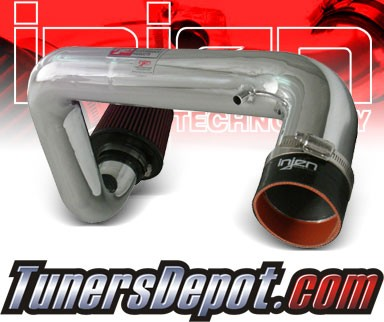 Injen Cold Air Intake Polish Acura Integra TypeR L Cyl - Acura integra cold air intake