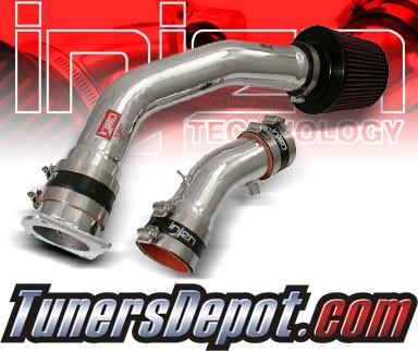 Injen® Cold Air Intake (Polish) - 97-99 Nissan 200SX 2.0L 4cyl