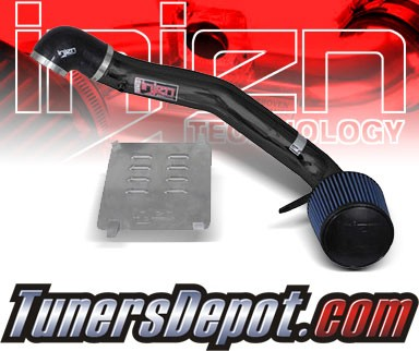 Injen® IS Short Ram Intake (Black Powdercoat) - 09-12 Kia Forte 2.0L 4cyl