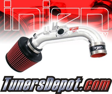 Injen® IS Short Ram Intake (Polish) - 00-02 Toyota Corolla 1.8L 4cyl
