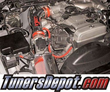 Injen® IS Short Ram Intake (Polish) - 92-95 Lexus GS300 3.0L L6