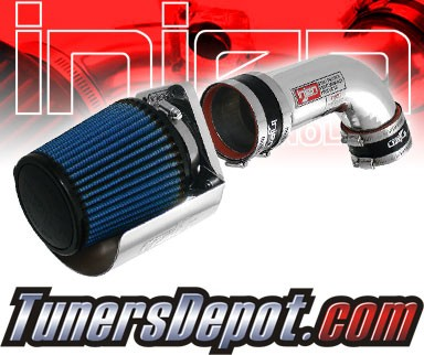 Injen® IS Short Ram Intake (Polish) - 93-95 Toyota Supra 3.0L L6 (Non-Turbo)