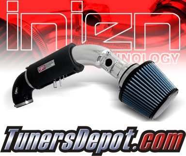 Injen® Power-Flow Cold Air Intake (Polish) - 00-04 Toyota Sequoia 4.7L V8